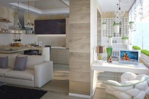 Дизайн интерьера Квартира г. Ирпень, фото 11