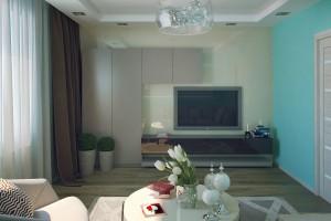 Дизайн интерьера Квартира ул Щербакова, фото 2