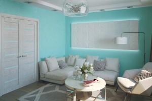 Дизайн интерьера Квартира ул Щербакова, фото 3