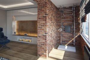 Дизайн интерьера квартиры ЖК Счастливое, 78 м2 005