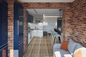 Дизайн интерьера квартиры ЖК Счастливое, 78 м2 006