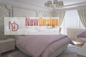 Дизайн интерьера от Newdesign в ЖК Солнечная Брама г. Киев - фото №3