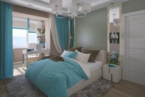 Дизайн интерьера Квартира ул Щербакова, фото 7