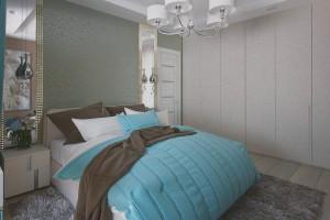 Дизайн интерьера Квартира ул Щербакова, фото 9