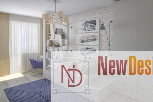 Дизайн интерьера Квартира ЖК Солнечная Брама, фото 8