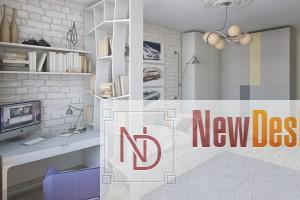 Дизайн интерьера Квартира ЖК Солнечная Брама, фото 9