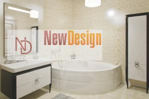 Дизайн интерьера от Newdesign в ЖК Солнечная Брама г. Киев - фото №6