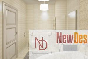 Дизайн интерьера Квартира ЖК Солнечная Брама, фото 12