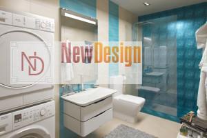 Дизайн интерьера от Newdesign в ЖК Солнечная Брама г. Киев - фото №8