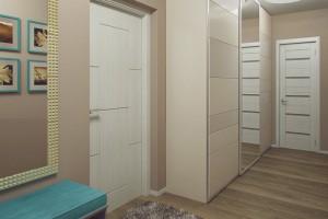Дизайн интерьера Квартира ул Щербакова, фото 15