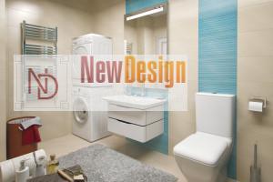 Дизайн интерьера от Newdesign в ЖК Солнечная Брама г. Киев - фото №9