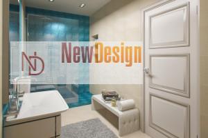 Дизайн интерьера от Newdesign в ЖК Солнечная Брама г. Киев - фото №10