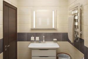 Дизайн интерьера Квартира ЖК Зеленый Остров, фото 1