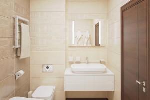 Дизайн интерьера Квартира ЖК Зеленый Остров, фото 13