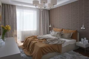 Дизайн интерьера Квартира ЖК Зеленый Остров, фото 9