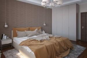 Дизайн интерьера Квартира ЖК Зеленый Остров, фото 6