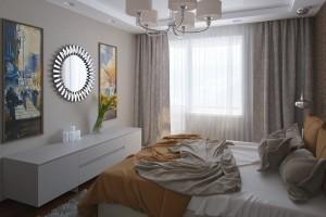Дизайн интерьера Квартира ЖК Зеленый Остров, фото 5