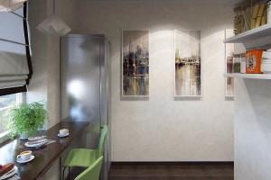 Дизайн интерьера ул. Полярная, 7б,  35 м2img_4423