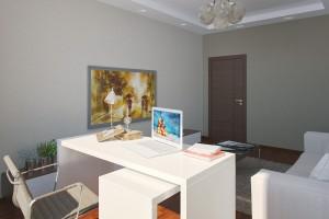 Дизайн интерьера Квартира ЖК Зеленый Остров, фото 15