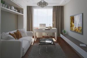 Дизайн интерьера Квартира ЖК Зеленый Остров, фото 12
