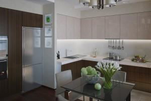 Дизайн интерьера Квартира ЖК Зеленый Остров, фото 8