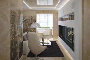 Дизайн интерьера Квартира г. Ирпень, фото 7