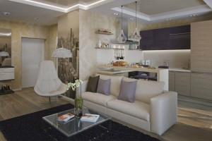 Дизайн интерьера Квартира г. Ирпень, фото 8