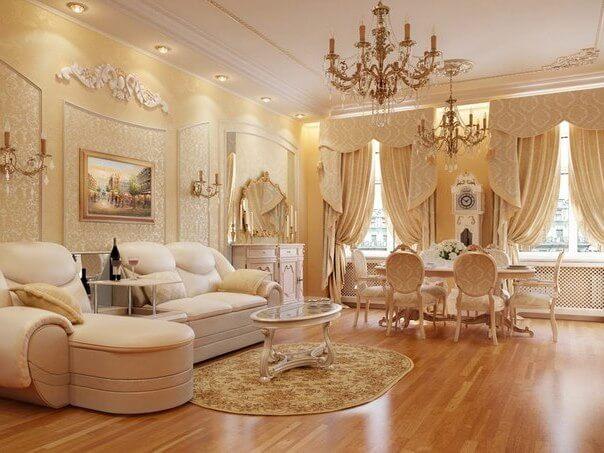 VIP дизайн квартиры