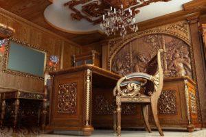 Декор в стиле барокко - фото 5