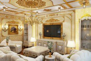 Декор в стиле барокко - фото 6