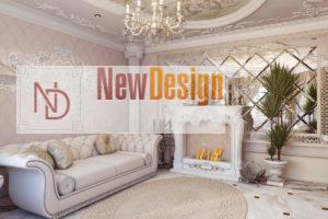 Дизайна интерьера квартиры в стиле барокко - фото 14