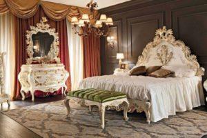 Дизайна интерьера квартиры в стиле барокко - фото 16