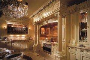 Дизайна интерьера квартиры в стиле барокко - фото 17