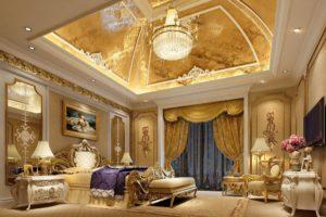 Дизайна интерьера квартиры в стиле барокко - фото 18