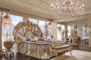 Дизайна интерьера квартиры в стиле барокко - фото 20