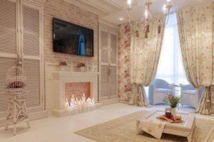 Дизайна интерьера квартиры в стиле прованс - фото 20