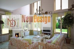 Дизайна интерьера квартиры в стиле прованс - фото 17