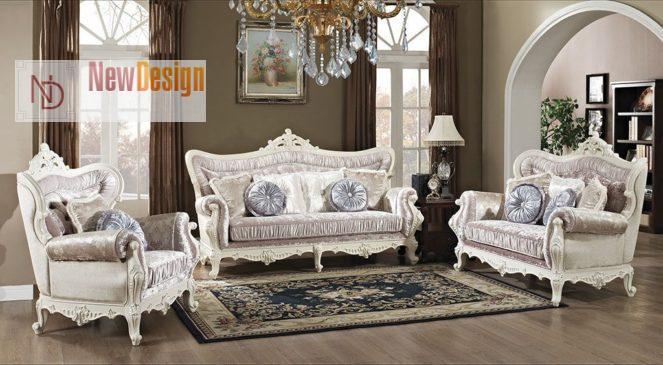 Мебель в стиле барокко - фото 3