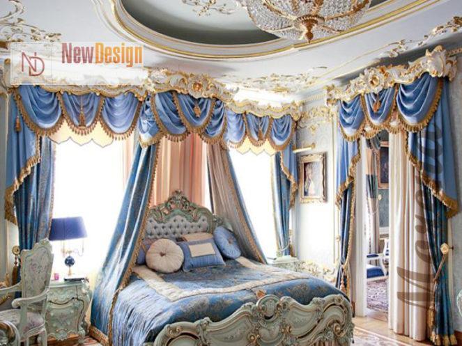 Текстиль в стиле барокко - фото 2