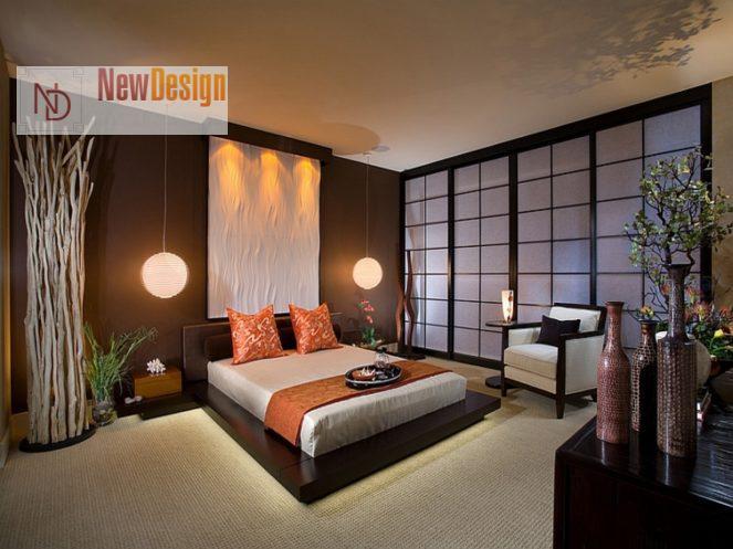 Цветовая гамма в японском стиле лучший выбор