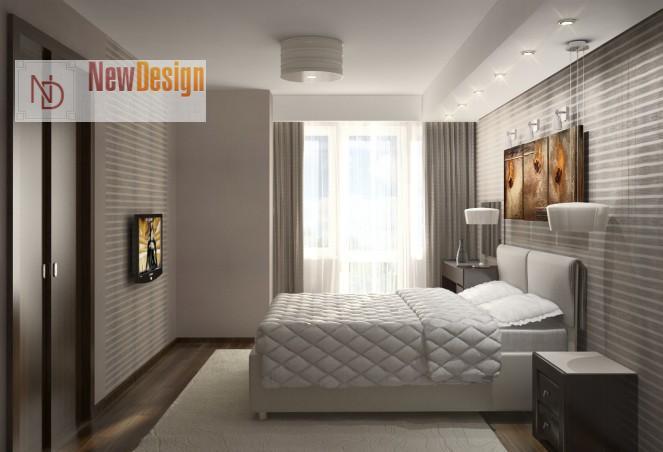 гостиная в стиле минимализм - фото