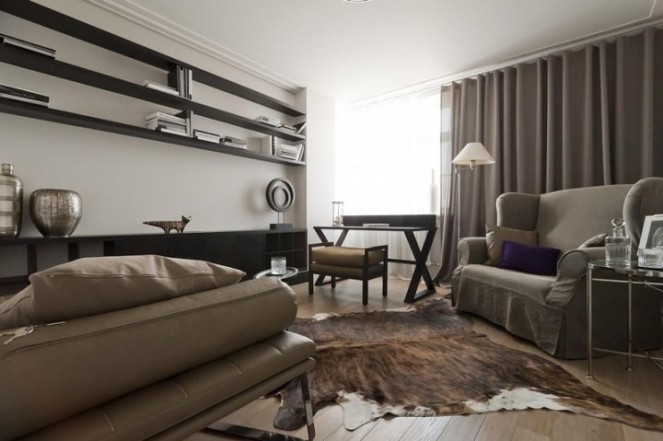 дизайн комнаты американском стиле