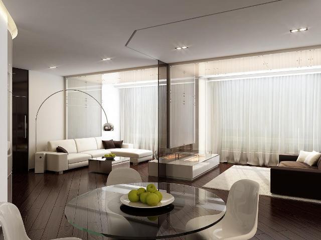 дизайн однокомнатной квартиры японском стиле