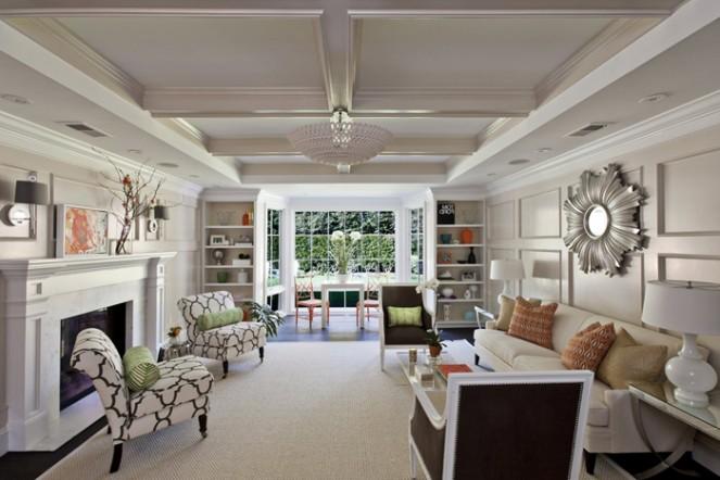 Фото дома в американском стиле