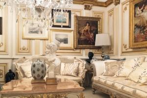 Фото дизайна квартиры в итальянском стиле