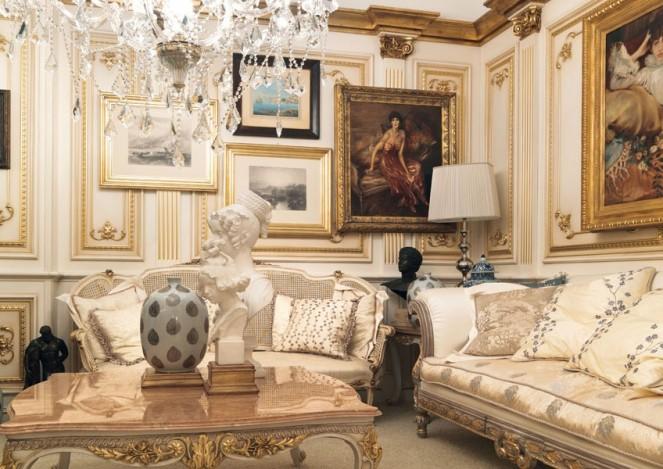 интерьер квартир итальянском стиле