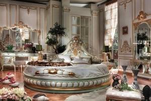 классический итальянский стиль в интерьере