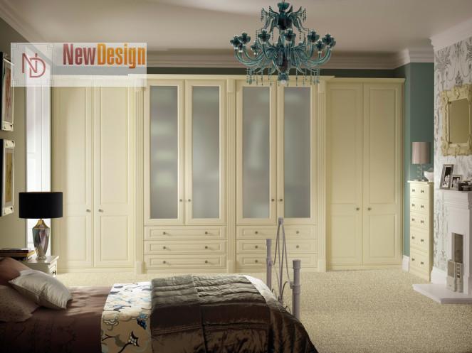 фото дизайна спальни в скандинавском стиле