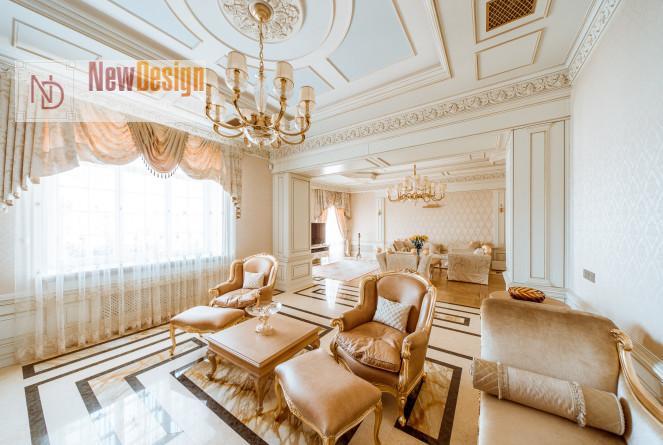 фото классических интерьеров домов