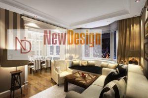 Дизайна интерьера квартиры в стиле арт-деко - фото 27